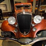 John Dillinger's 1933 Essex Terraplane