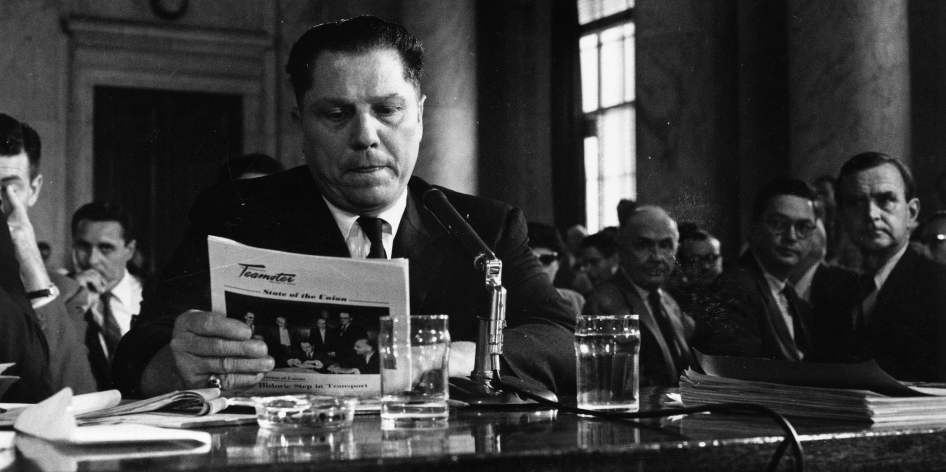 Jimmy Hoffa - Alcatraz East Pi...