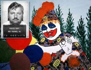 John Wayne Gacys Paintbox