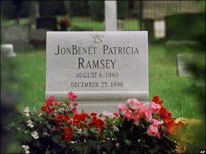JonBenet Ramsey 5