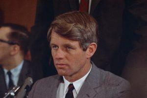 RFK Speaks To Overseas Press Club 1968
