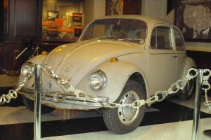 The VW Owned by Serial Killer Ted Bundy