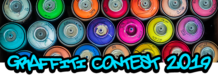Graffiti Contest 2019