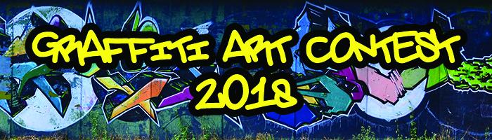 new graffiti art contest header
