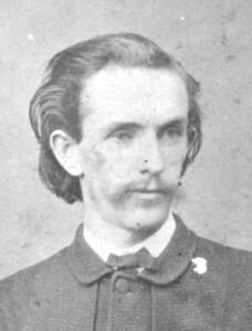 Conspirator John H. Surratt